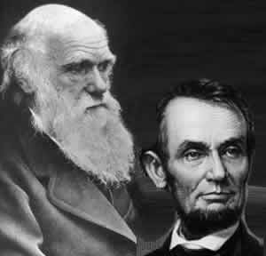 Darwin and Lincoln