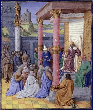 The Hebrews - Cyrus the Great allows the Jews to return to Zion.