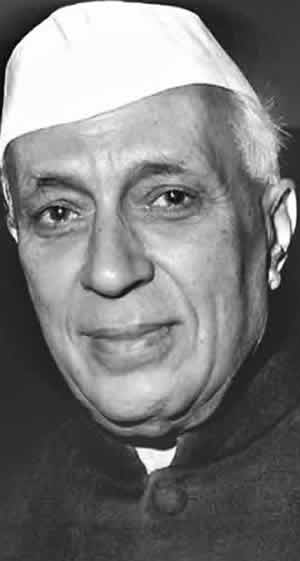 Jawaharlal Nehru was the first Prime Minister of India.