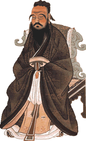 Chinese History:  Confucius
