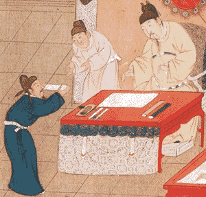 Chinese History:  The Examination System