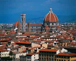 The Renaissance - Florence today