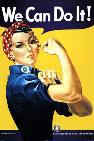 World War II - Rosie the Riveter