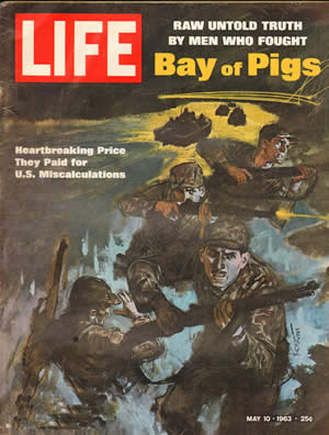 Cuba - Life Magazine article on the Bay of Pigs invasion