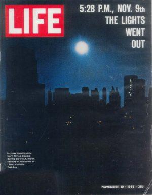 Life Magazine in November, 1965